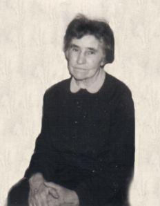 Agnes Atkinson c.1964