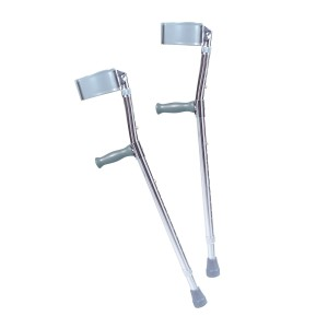 Dad's and David's crutches were the same basic style as this but much more primitive.